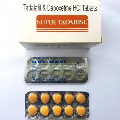 Сиалис + Дапоксетин (Super-tadarise)